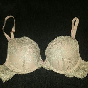 Victorias Secret dream angels push up bra 34A